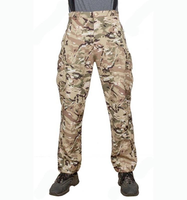 Брюки Shark Skin Soft Shell Multicam