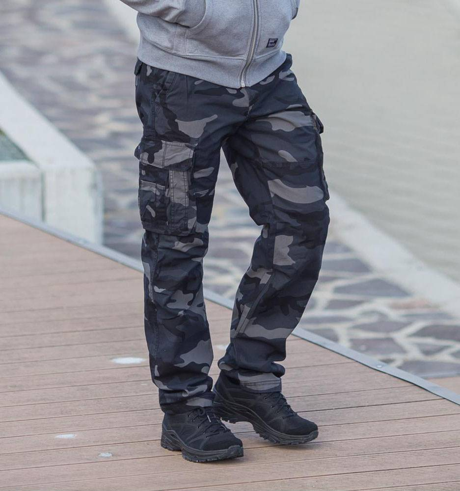 Брюки Reef Dark Camo Vintage industries
