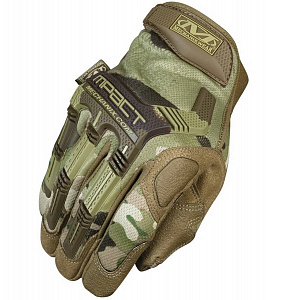 Перчатки Mechanix Wear M-Pact Multicam