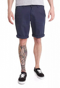 Шорты Chino Short Tonic Blue Vintage Industries