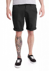 Шорты Soho Short Black Vintage Industries