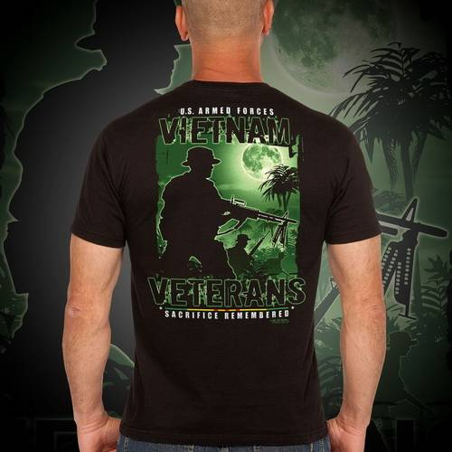 Футболка 7.62 Design Vietnam Veterans Remembered