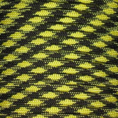 Paracord Black/Yellow