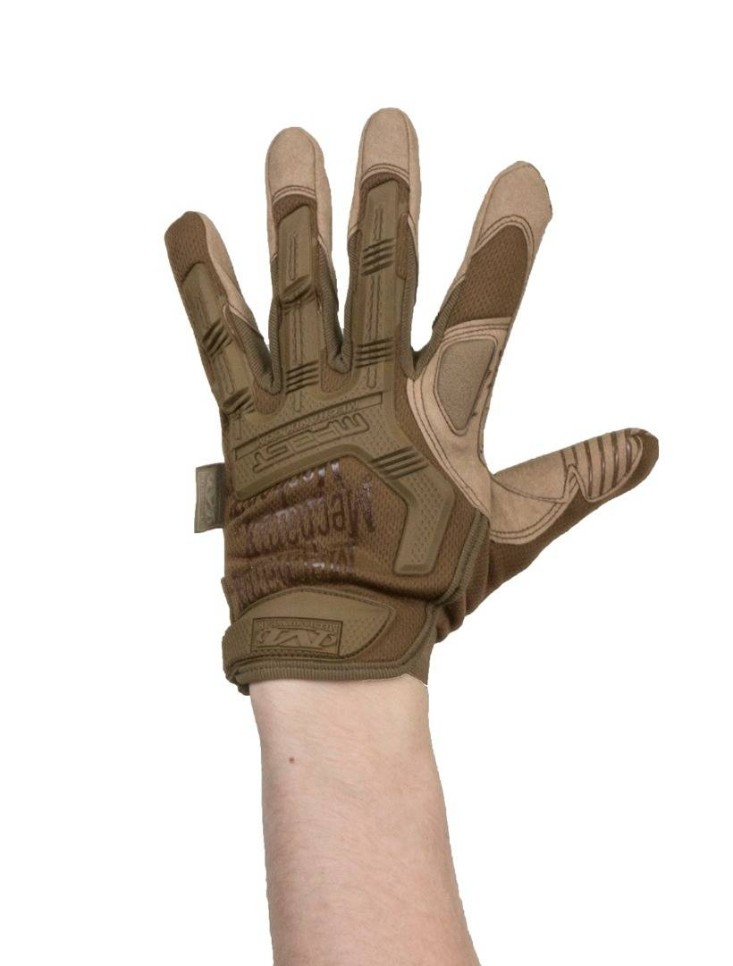 Перчатки Mechanix Wear M-Pact Coyote