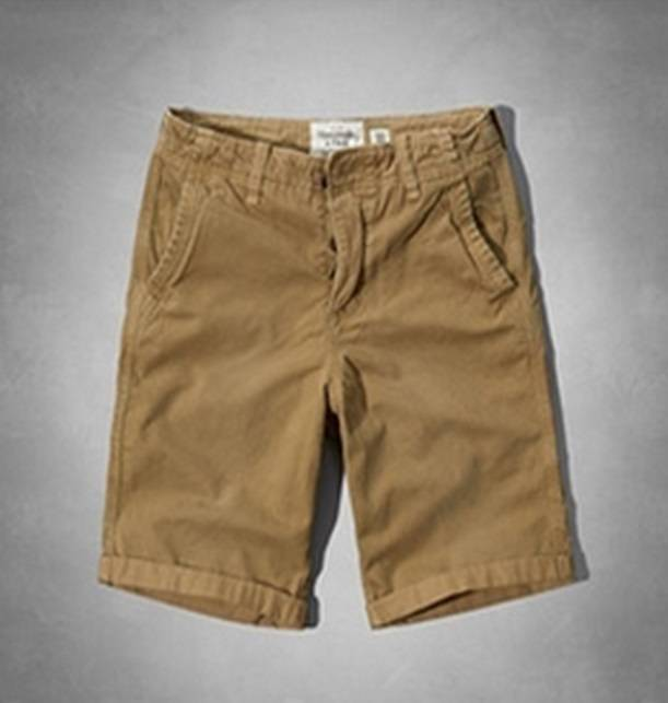 Шорты Abercrombie & Fitch Coyote