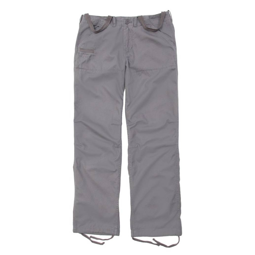 Брюки Alpha Industries Disbandment Pant Fog Grey