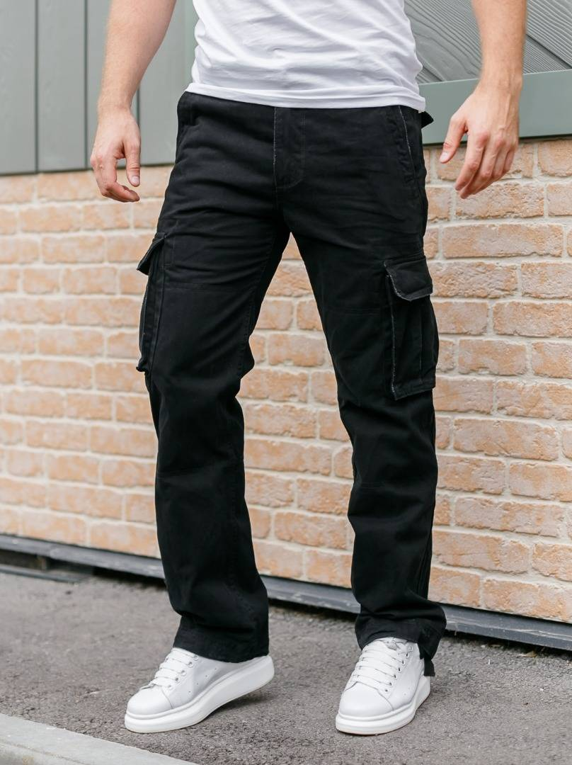 Брюки M65 Casual Premium Black