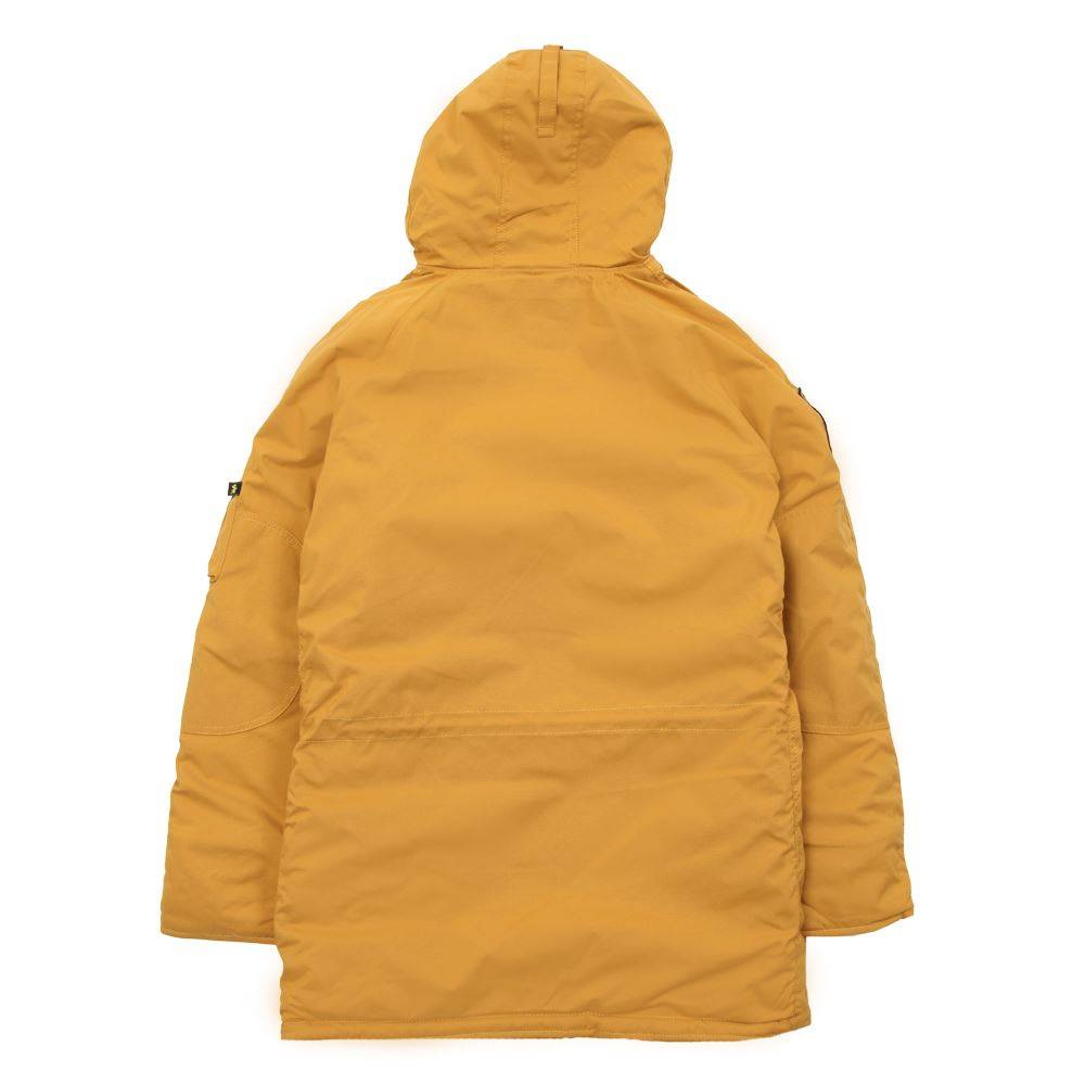 Куртка зимняя Alpha Industries Altitude Tumbleweed