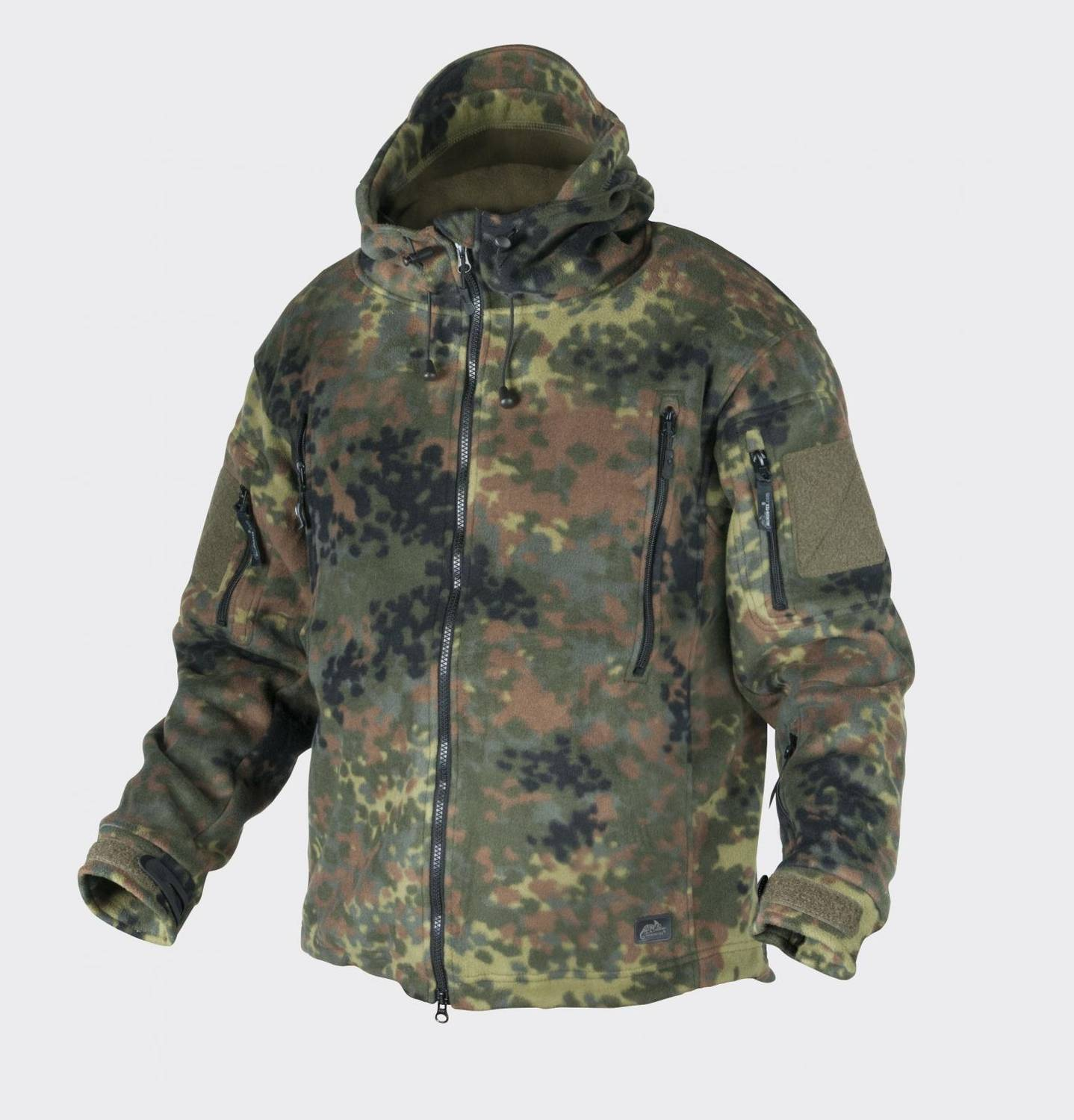 Флис PATRIOT Helikon-Tex Flecktarn