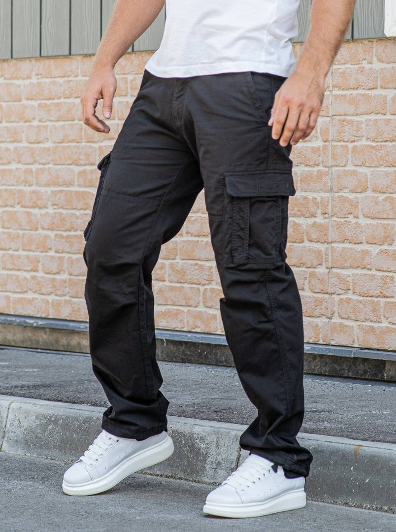 Брюки M65 Casual Restart Black