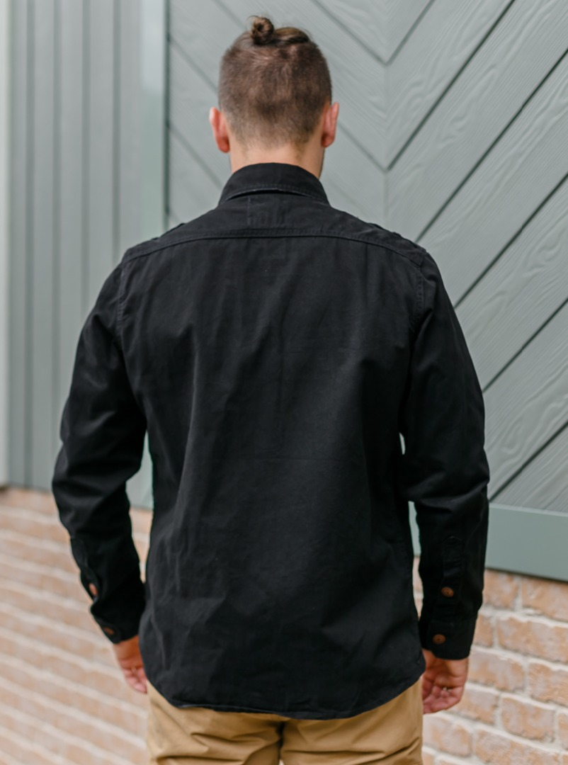 Рубашка M65 Casual Black