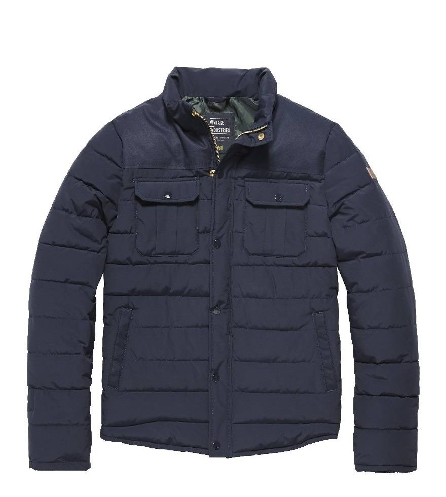Куртка Beeston Vintage Industries Navy