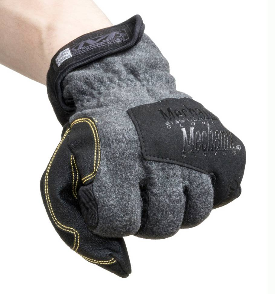 Перчатки Mechanix Wear Wind Resistant Glove Black
