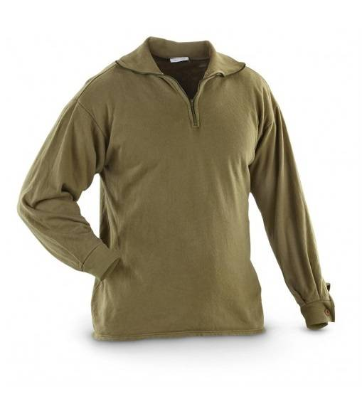 Термоводолазка Shirt Man's Field Extreme Cold Weather Olive