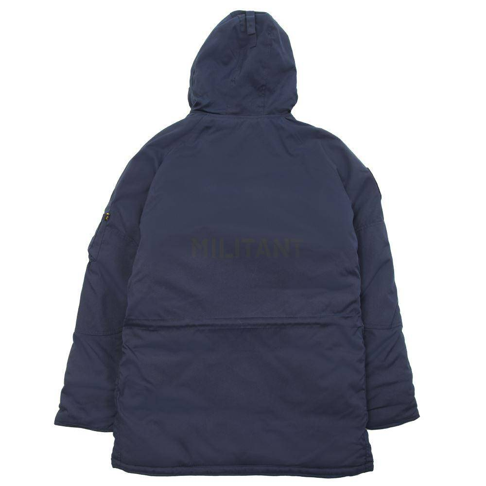 Куртка зимняя Alpha Industries Altitude Replica Blue