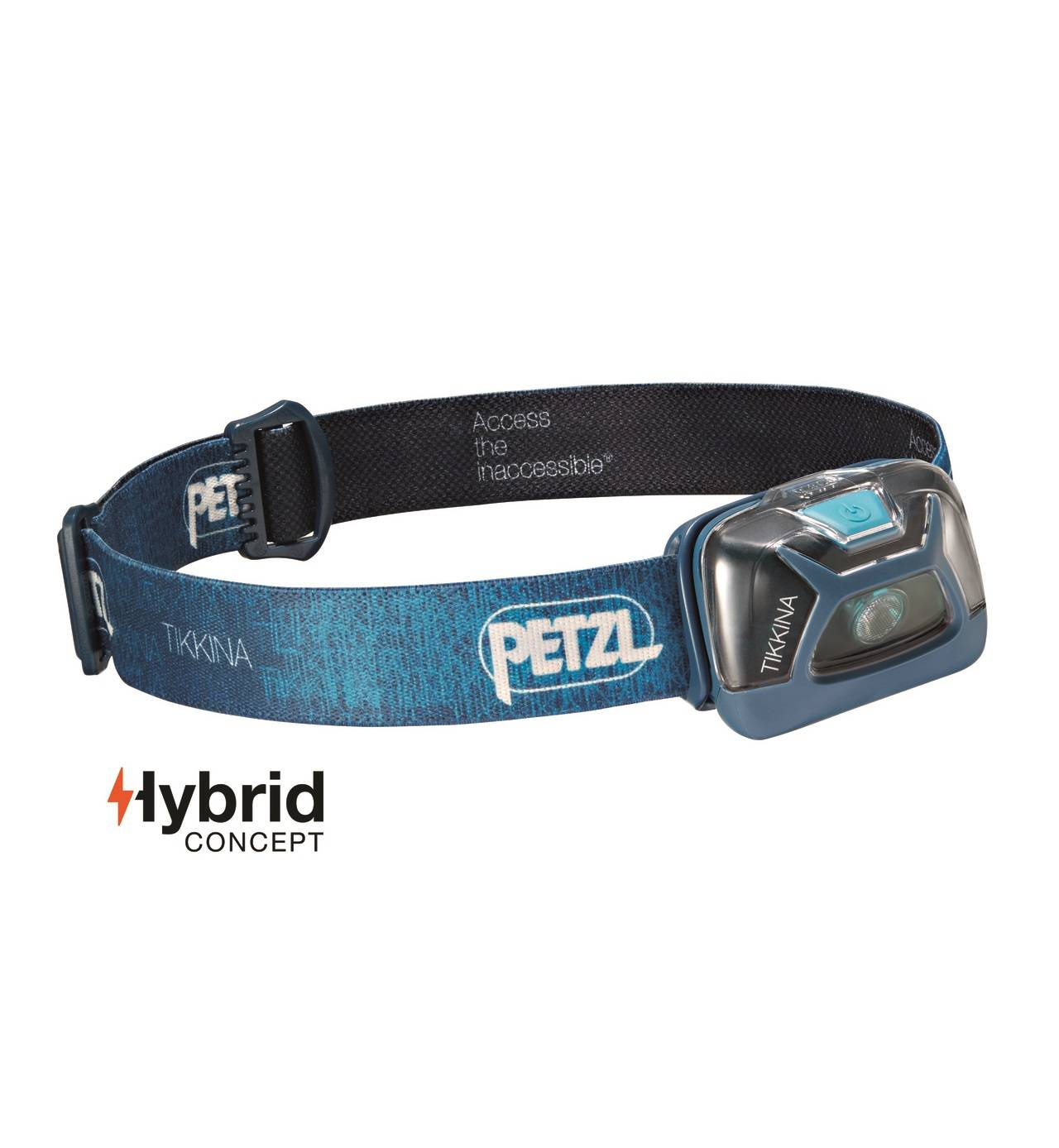Фонарь налобный Petzl E91ABC Tikkina Standard Lighting 150 Lumens