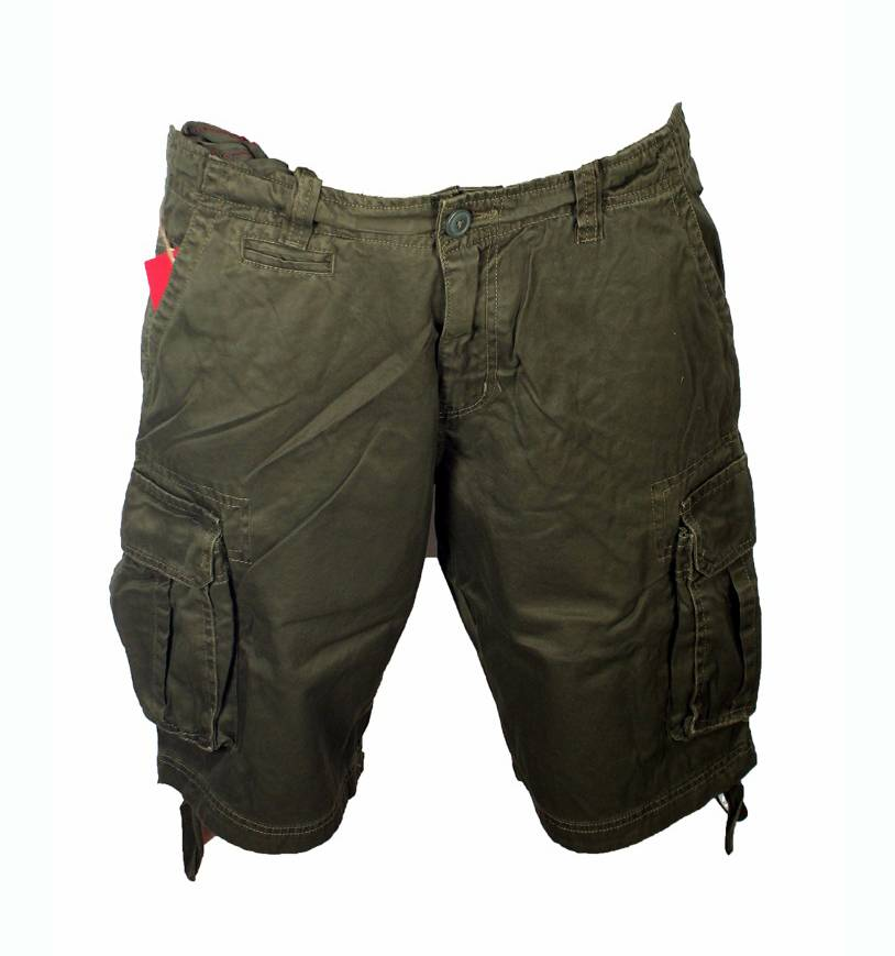 Шорты Abercrombie & Fitch 8062 Olive A3