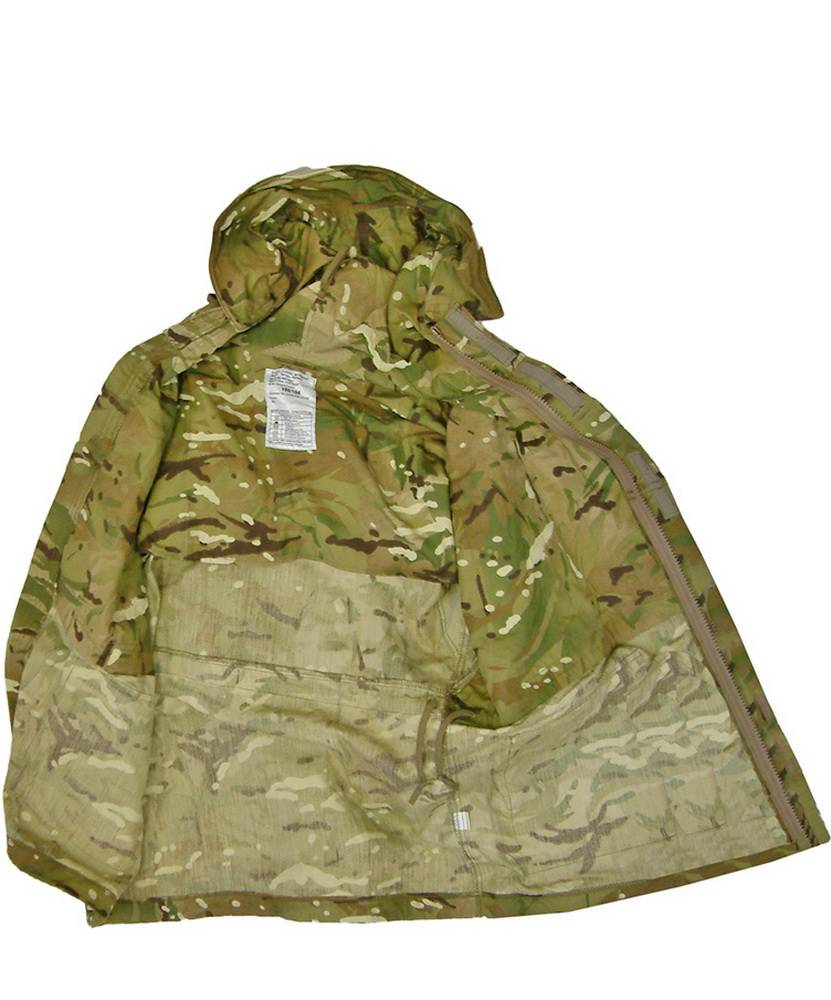 Парка MTP (CS95) Smock Windproof б/у