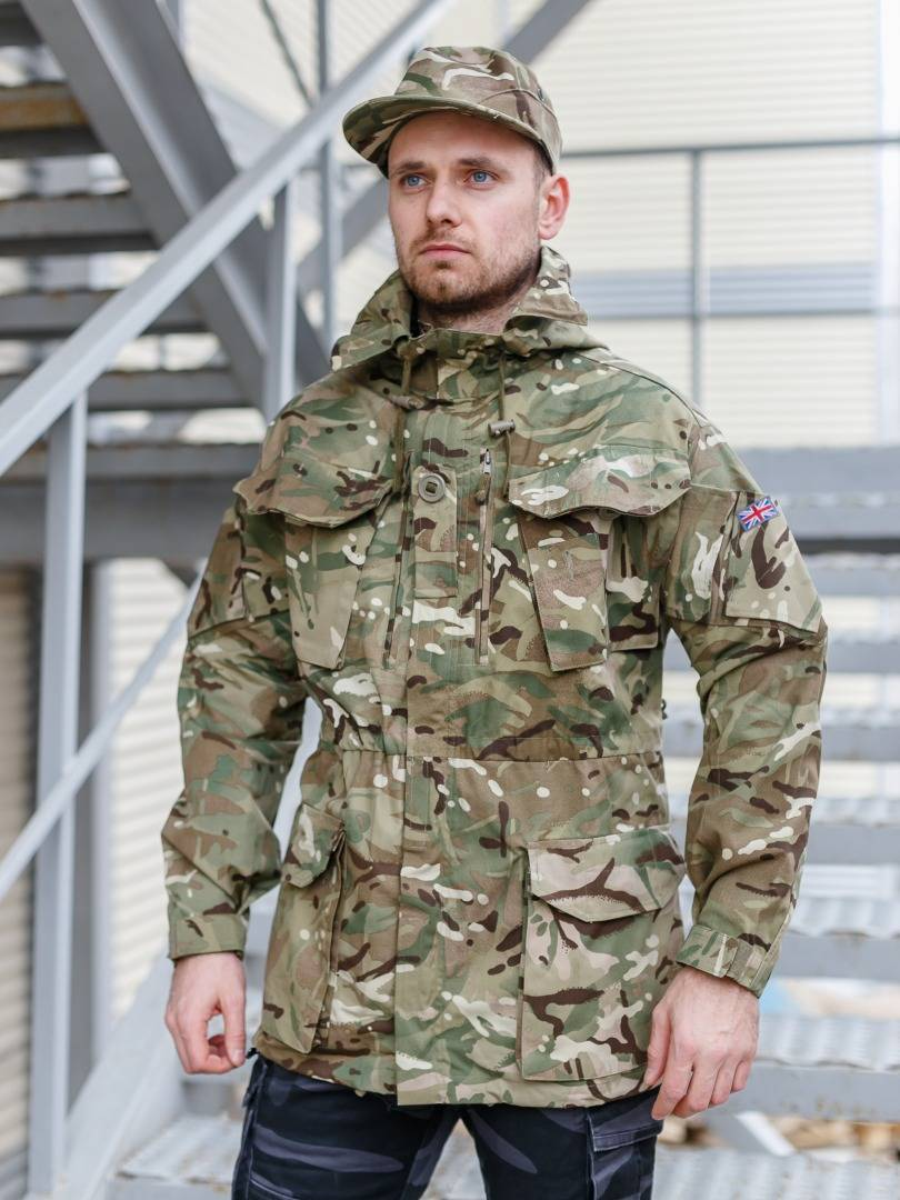 Парка MTP (PCS) Smock Windproof