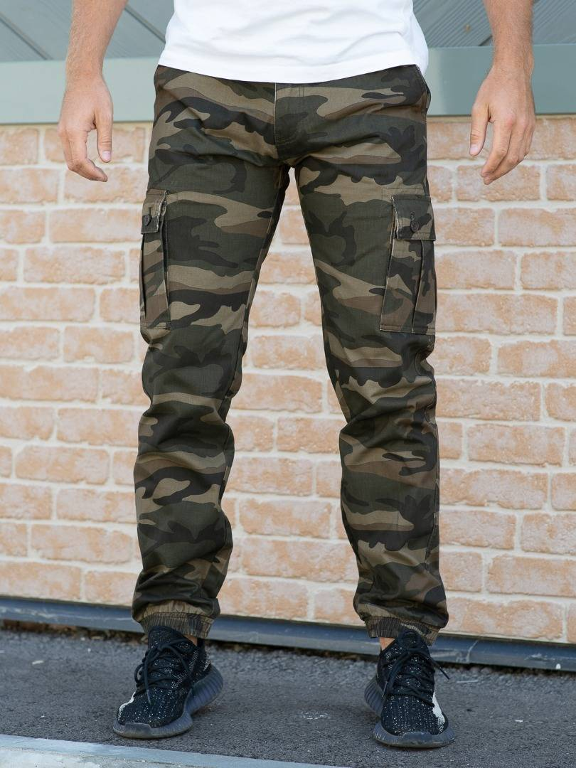 Брюки M65 Casual Сrump Dark Woodland