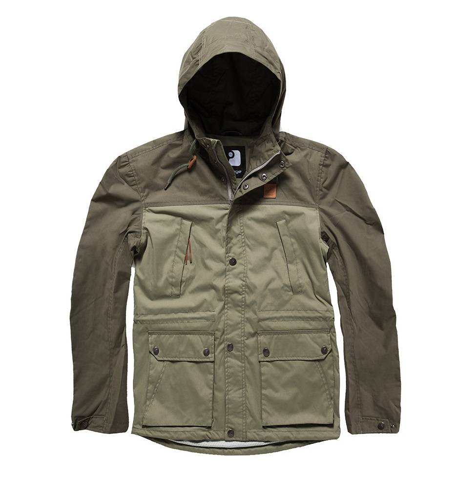 Куртка Leap jacket Olive - Light Olive Vintage Industries