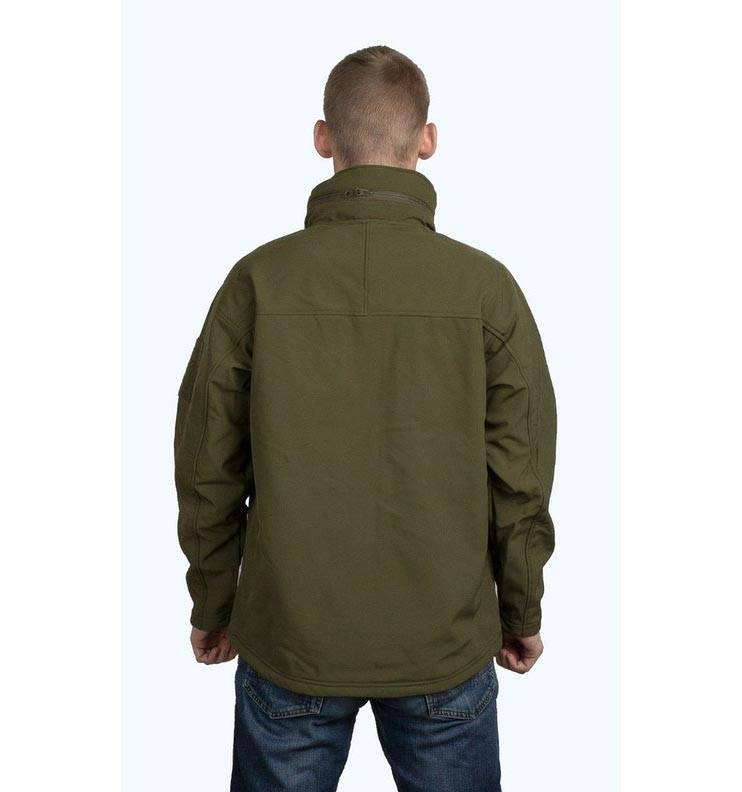 Куртка Trooper Soft Shell Jacket Olive