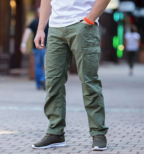 Брюки Miller Pants M65 Vintage Industries Olive