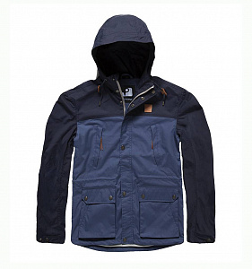 Куртка Leap jacket Navy - Midnight Vintage Industries